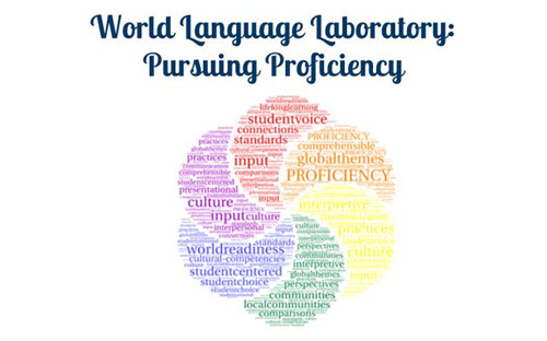 World Language Laboratory Pursuing Proficiency MVHS World - World language curriculum